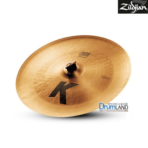 ZILDJIAN K China Cymbal 17 / 19인치 / K0885,K0883 / 차이나
