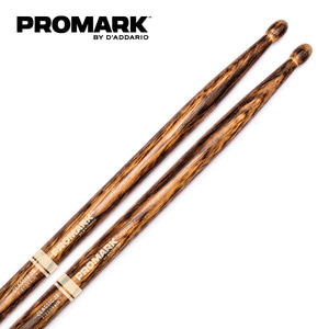 Promark Firegrain Hickory Classic - Oval Tip (TX2BWFG)