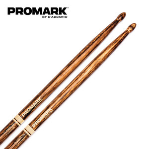 Promark Firegrain Hickory Classic - Oval Tip (TX7AWFG)