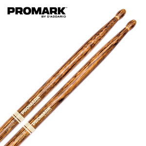 Promark Firegrain Hickory Classic - Oval Tip (TX5BWFG)