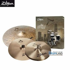 Zildjian A Series City Pack