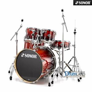 Sonor Essential Stage3 5기통 Amber Fade/ 17210441