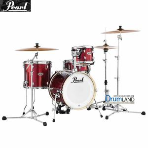 Pearl Midtown 4pcs drum shell pack/하드웨어,심벌 미포함/(10,13,16,S13)