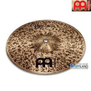 Meinl Byzance 10인치 Dark Splash 심벌 / B10DAS