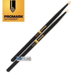 프로마크 스틱 액티브 그립 5B / Promark drum stick Active Grip/forward/rebound