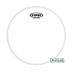 "Evans 에반스 Power Center Reverse Dot 스네어 헤드 13"" / 14"""