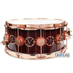 "DW Signature Neil Peart ""Time Machine"" 스네어드럼 DW의 아이콘!닐퍼트 / DREX6514SSP"