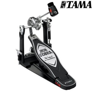 TAMA IRON COBRA ROLLING GLIDE SINGLE PEDAL / HP900RN