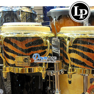 LP - LP Generation II Wood Bongos (LP201AX-2)