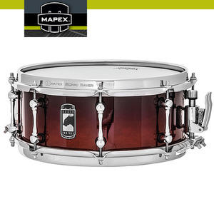 "팬텀 (Phantom) 6ply Birch/Walnut Hybrid Shell 12""x5"" MAPEX BLACK PANTHER BPBW2500CNWA"