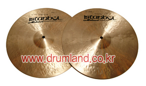 이스탄불 Mehmet Traditional Hihat/15인치