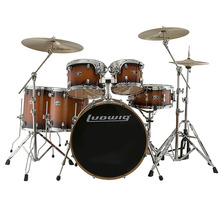 Ludwig Evolution Maple 5기통+스탠드포함