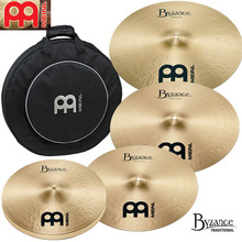 Meinl  Byzance Traditional  심벌세트 + 가방 / BT-460+18+BAG