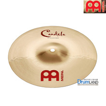 Meinl  B20 Candela Percussion  Splash 심벌  10인치  Bronze /  CA10S
