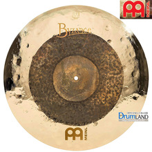 Meinl Byzance Extra Dry Dark Dual Crash-Ride 심벌 20인치 / 22인치