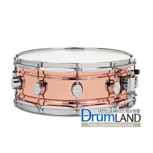 DW PDP Beaded Copper With Chrome 스네어드럼 (PDSX0514BCC) 14x5인치