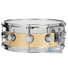 DW Collector's Top Edge 스네어드럼 14x5.6 / 13x5 / 12x5인치