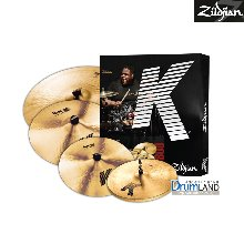 Zildjian K Performance set (14,16,18,20) / K0800