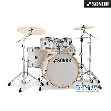 Sonor AQ2 6기통 Stage White Pearl / 17503435+17642135