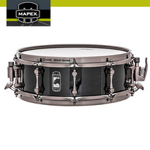 "블랙위도우 (Black Widow) 6ply Maple Shell 14""x5"" MAPEX BLACK PANTHER BPML4500LNTB"
